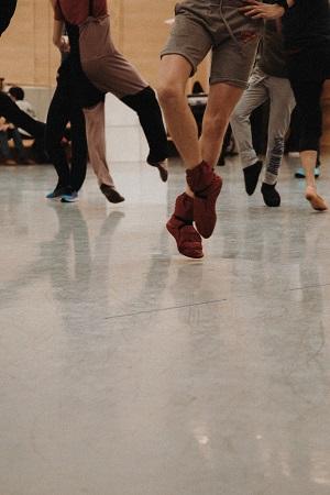 taniec contra wirus